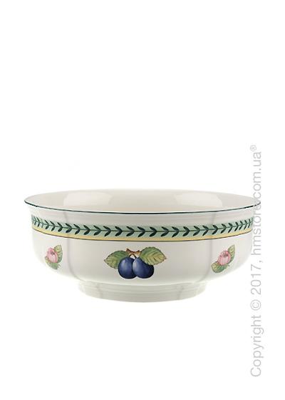 Салатница Villeroy & Boch коллекция French Garden Fleurence, 25 см