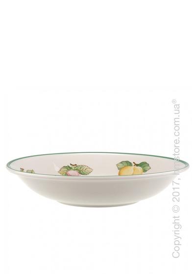 Тарелка столовая глубокая Villeroy & Boch коллекция French Garden Fleurence, 23 см