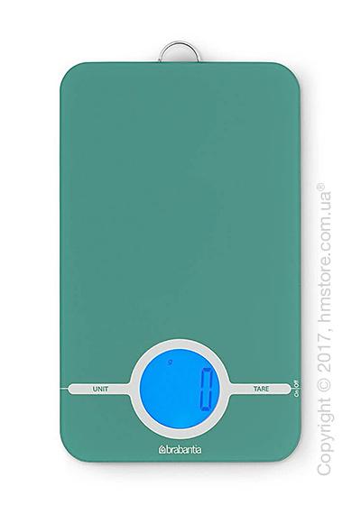 Весы кухонные Brabantia Digital Kitchen Scales Tasty Colours, Mint