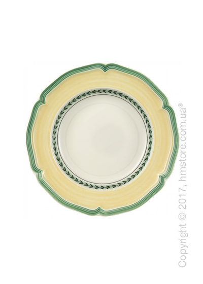 Тарелка столовая глубокая Villeroy & Boch коллекция French Garden Vienne, 23 см