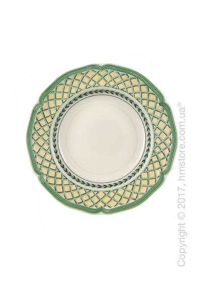 Тарелка столовая глубокая Villeroy & Boch коллекция French Garden Orange, 23 см