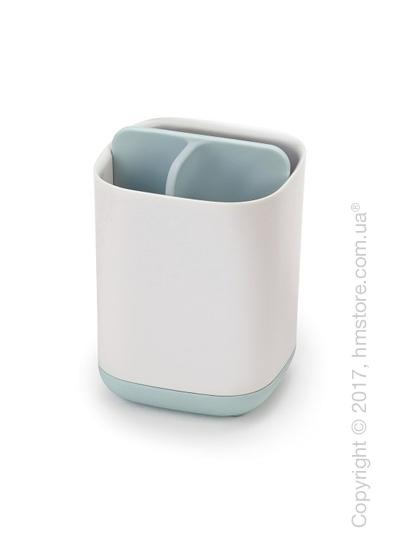 Подставка для зубных щеток Joseph Joseph EasyStore, White and Blue