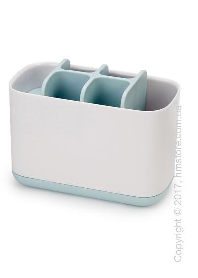 Подставка для зубных щеток Joseph Joseph EasyStore Large, White and Blue