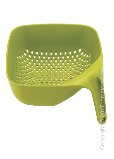 Дуршлаг Joseph Joseph Medium Square Ergonomic Colander, Green