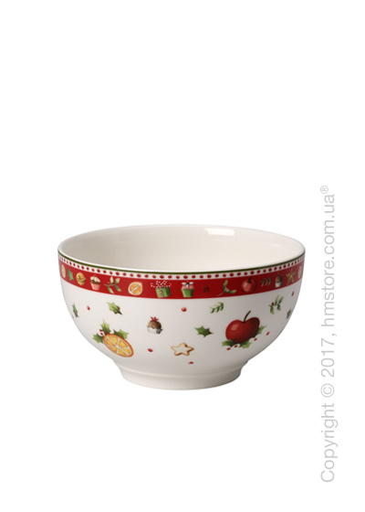 Пиала Villeroy & Boch коллекция Winter Bakery Delight, 750 мл