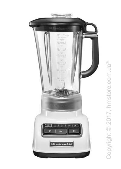 Блендер стационарный KitchenAid Diamond Blender, Frosted Pearl White