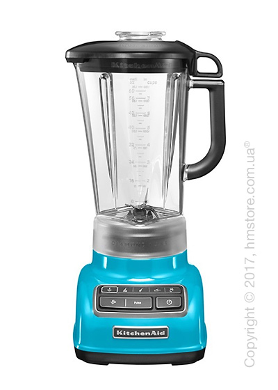 Блендер стационарный KitchenAid Diamond Blender, Crystal Blue