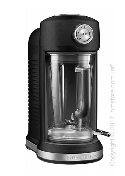 Блендер KitchenAid Artisan Torrent™ Magnetic Drive Blender, Cast Iron Black