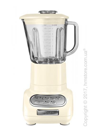 Блендер стационарный KitchenAid Artisan Blender, Almond Cream