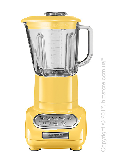 Блендер стационарный KitchenAid Artisan Blender, Majestic Yellow