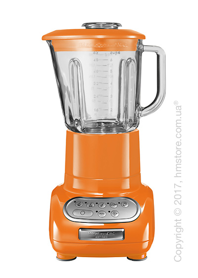 Блендер стационарный KitchenAid Artisan Blender, Tangerine