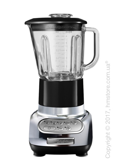 Блендер стационарный KitchenAid Artisan Blender, Chrom