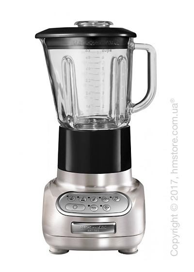 Блендер стационарный KitchenAid Artisan Blender, Brushed Nickel