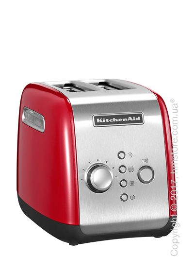 Тостер KitchenAid 2-Slice Toaster, Empire Red
