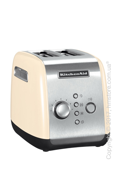 Тостер KitchenAid 2-Slice Toaster, Almond Cream