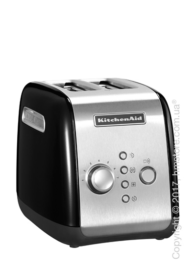 Тостер KitchenAid 2-Slice Toaster, Onyx Black