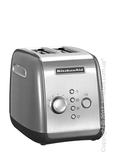 Тостер KitchenAid 2-Slice Toaster, Contour Silver