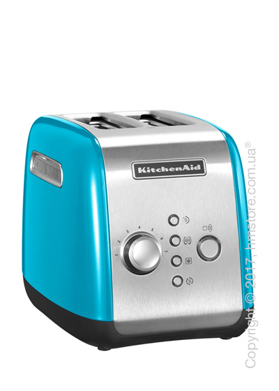 Тостер KitchenAid 2-Slice Toaster, Crystal Blue