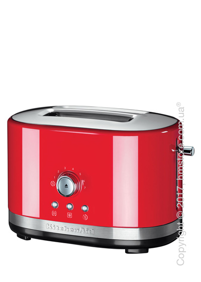 Тостер KitchenAid Manual Control Toaster, Empire Red