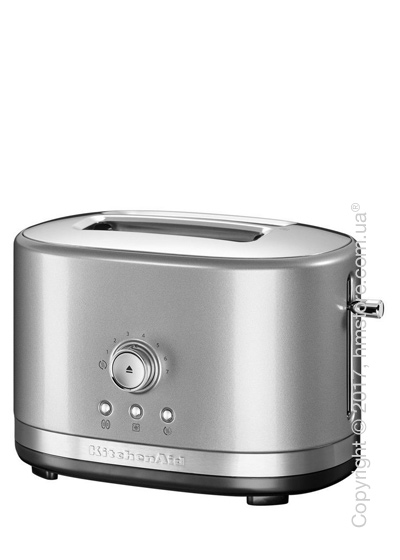Тостер KitchenAid Manual Control Toaster, Contour Silver. Купить