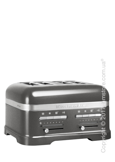 Тостер KitchenAid Artisan 4-Slice Toaster, Medallion Silver