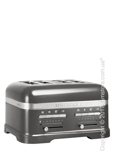 Тостер KitchenAid Artisan 4-Slice Toaster, Medallion Silver
