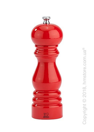 Мельница для перца Peugeot Paris 18 см, Red