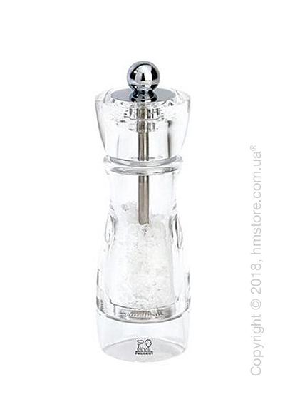 Мельница для соли Peugeot Vittel 16 см, Transparent