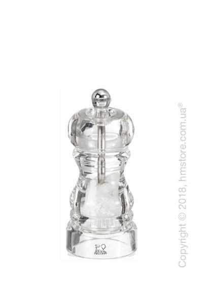 Мельница для соли Peugeot Nancy 12 см, Transparent