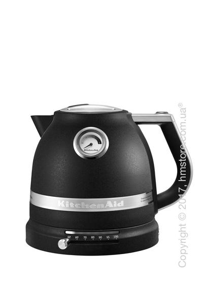 Чайник электрический KitchenAid Pro Line® Series Electric Kettle 1.5 л, Cast Iron Black