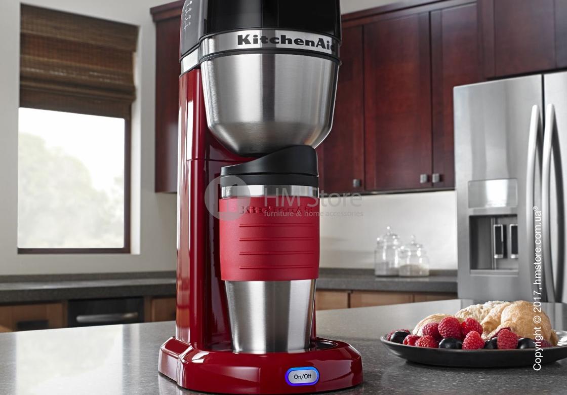 купить кофеварку KitchenAid