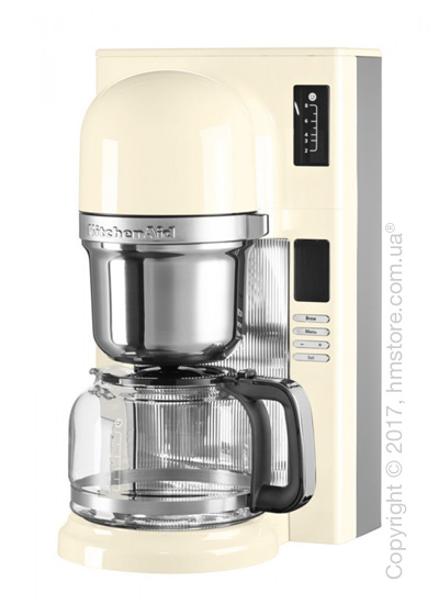 Кофеварка заливного типа KitchenAid Pour Over Coffee Brewer, Almond Cream