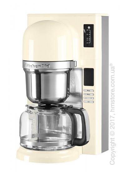Кофеварка заливного типа KitchenAid Pour Over Coffee Brewer, Almond Cream. Купить