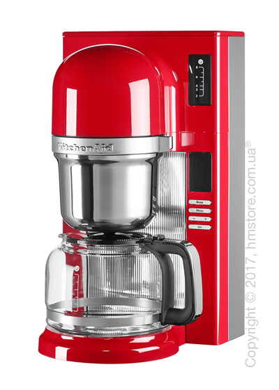 Кофеварка заливного типа KitchenAid Pour Over Coffee Brewer, Empire Red. Купить