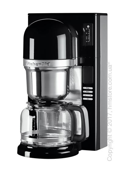 Кофеварка заливного типа KitchenAid Pour Over Coffee Brewer, Onyx Black