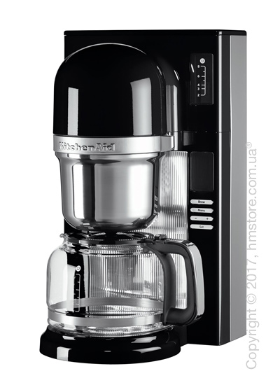 Кофеварка заливного типа KitchenAid Pour Over Coffee Brewer, Onyx Black. Купить