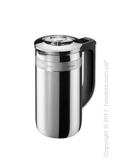 Френч-пресс KitchenAid Precision Press Coffee Maker, 740 мл, Stainless Steel
