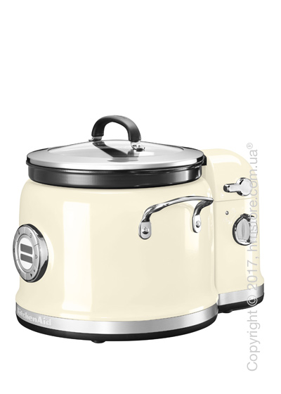 Мультиварка с мешалкой KitchenAid Multi-Cooker with Stir Tower Accessory, Almond Cream
