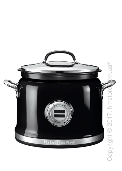 Мультиварка KitchenAid Multi-Cooker, Onyx Black