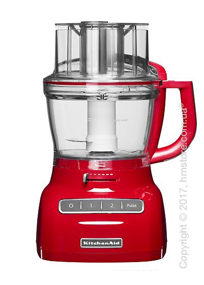 Кухонный комбайн KitchenAid 9-Cup Food Processor with ExactSlice™ System 3.1 л, Empire Red