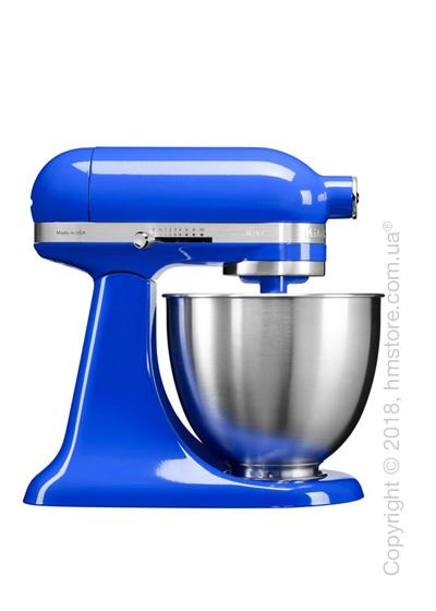 Планетарный миксер KitchenAid Artisan Mini Quart Tilt-Head Stand Mixer 3.3 л, Twilight Blue