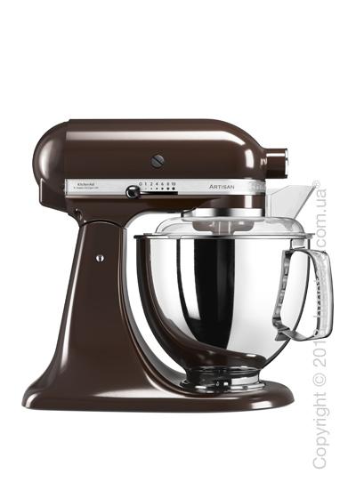 Планетарный миксер KitchenAid Artisan Series 5-Quart Tilt-Head Stand Mixer Plus Bowl 4.8 л, Espresso
