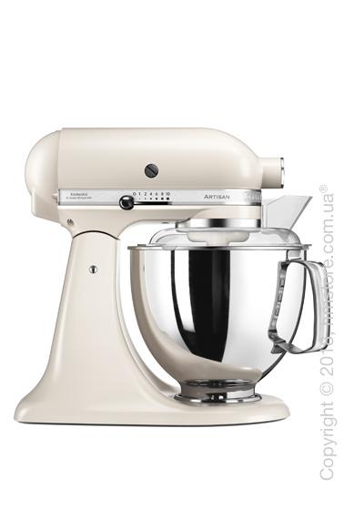 Планетарный миксер KitchenAid Artisan Series 5-Quart Tilt-Head Stand Mixer Plus Bowl 4.8 л, Caffe Latte