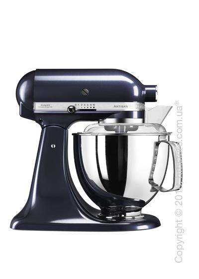 Планетарный миксер KitchenAid Artisan Series 5-Quart Tilt-Head Stand Mixer Plus Bowl 4.8 л, Blueberry