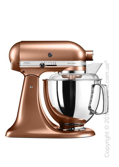 Планетарный миксер KitchenAid Artisan Series 5-Quart Tilt-Head Stand Mixer Plus Bowl 4.8 л, Copper