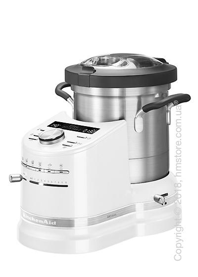 Кулинарный процессор KitchenAid Artisan 4.5 л, Frosted Pearl White