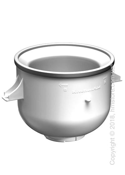 Чаша для приготовления мороженого KitchenAid 1.9 л, White