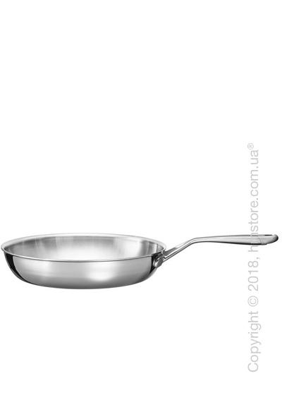 Сковорода KitchenAid Skillet серия 3-Ply Stainless Steel 30 см