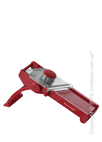 Овощерезка KitcenAid Mandoline Slicer, Empire Red