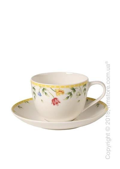 Чашка с блюдцем Villeroy & Boch коллекция Spring Awakening, 230 мл